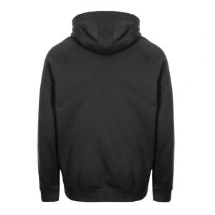 Trefoil Hoodie – Black