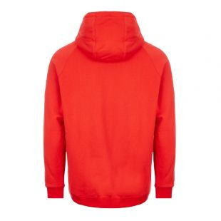 Hoodie – Lush Red