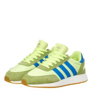 I 5923 Trainers - Hi Res Green