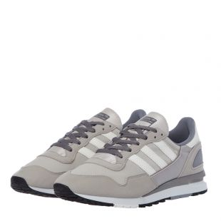 Lowertree Trainers – Clear Brown / Crystal White