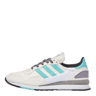 adidas Trainers Lowertree EE7965 Off White / White