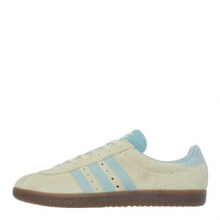 adidas Originals Padiham Trainers | EF5712 Sand / Green