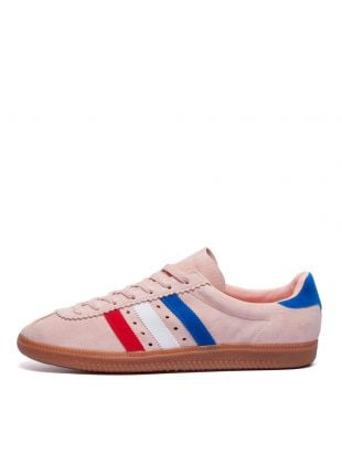adidas padiham trainers FX5639 pink / red