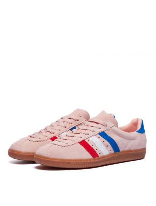 Padiham Trainers - Pink / Red