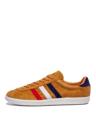 adidas padiham trainers FX5638 spice orange