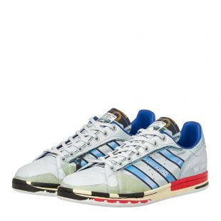 Stan Smith Micro Pacer - Green/Blue/Red
