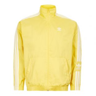 adidas Track Top | FM9884 Yellow