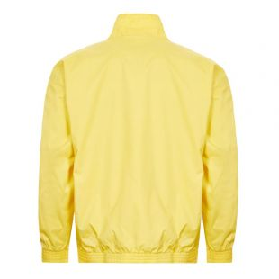 Track Top - Yellow