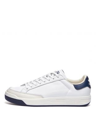 adidas rod laver trainers FX5606 white / navy