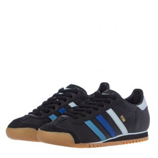 ROM Trainers - Black / Blue