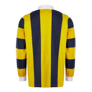 Rugby Shirt - Navy / Yellow