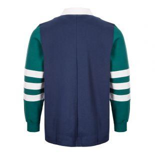 Rugby Shirt – Indigo