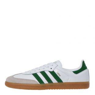 adidas Samba OG | EE5451 White / Green