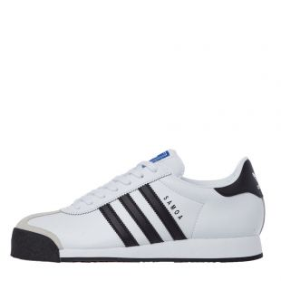 Samoa Trainers - White / Black