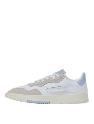adidas SC Premiere Trainers | EE6019 White