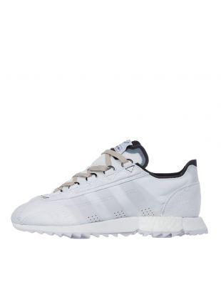 adidas sl7600 trainers FW0132 white