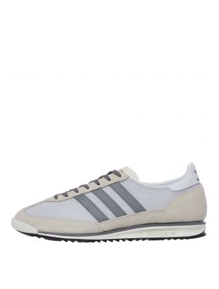 adidas sl 72 trainers FV9785 white heather