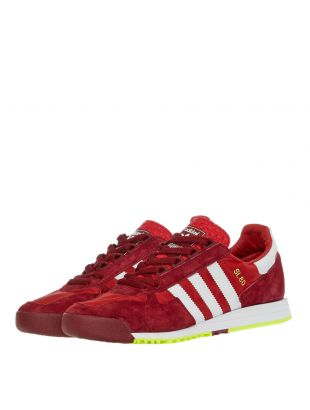 SL 80 Trainers - Scarlet