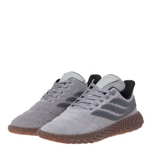 Sobakov Trainers - Grey/Gum