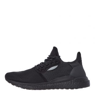 adidas pharrell williams solarhu glide trainers EG7788 black