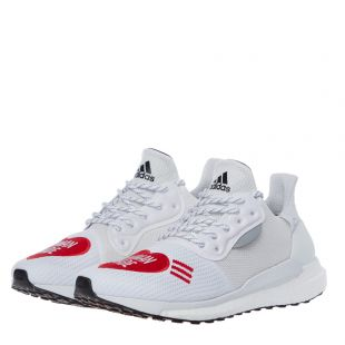 Human Made Solar Hu Trainers – White