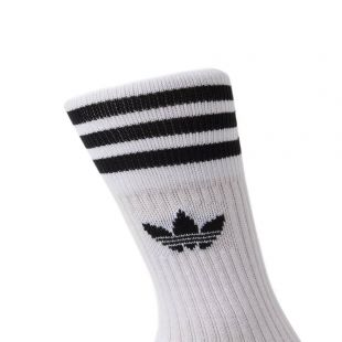 3 Pack Socks - White