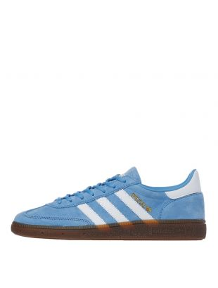 adidas Originals Handball Spezial Trainers | BD7632 Light Blue / White