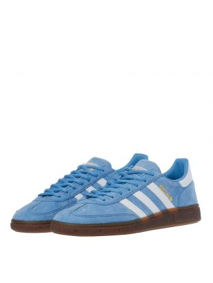 Handball Spezial Trainers - Light Blue / White