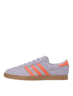 adidas Originals Stadt Trainers | EF5725 Purple / Orange