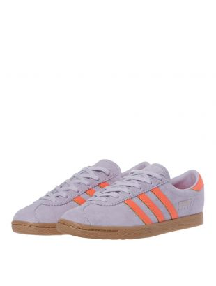 Stadt Trainers - Purple / Orange