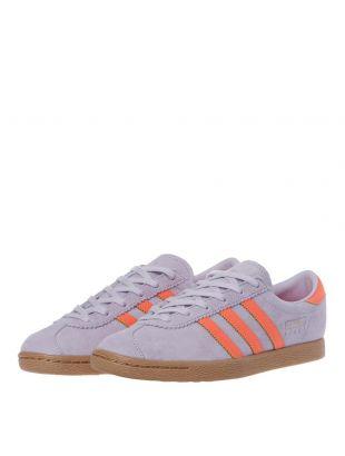 Stadt Trainers - Purple / Orange