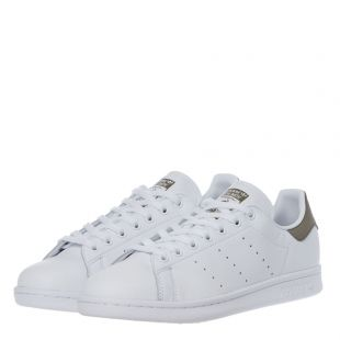 Stan Smith Trainers – White / Trase Cargo