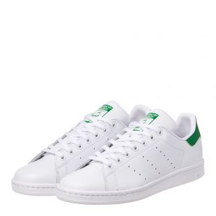 Stan Smith Trainers - White / Green