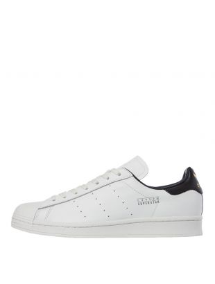 Adidas Superstar Pure London Trainers | FV3016 White