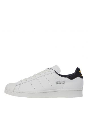 Adidas Superstar Pure Los Angeles Trainers | FV3014 White