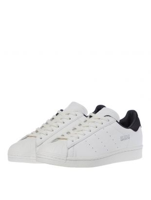 Superstar Pure Los Angeles Trainers- White