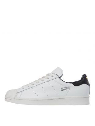 Adidas Superstar Pure Shanghai Trainers | FV2839 White