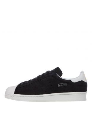 Adidas Superstar Pure New York Trainers | FV3013 Black / White