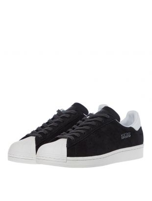 Superstar Pure New York Trainers - Black / White