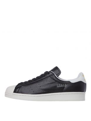 Adidas Superstar Pure Tokyo Trainers | FV2838 Black