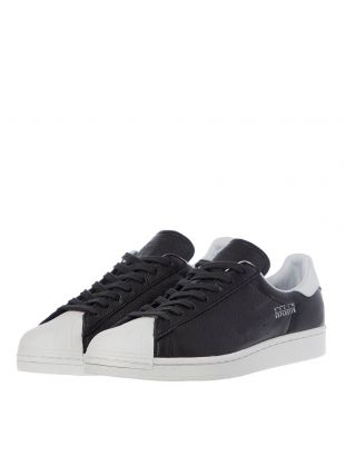 Superstar Pure Tokyo Trainers - Black