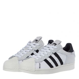 Superstar WS2 Trainers - White / Black