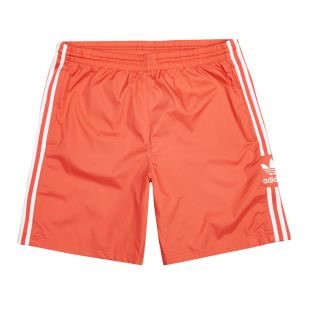adidas Originals Shorts | FM9887 Orange