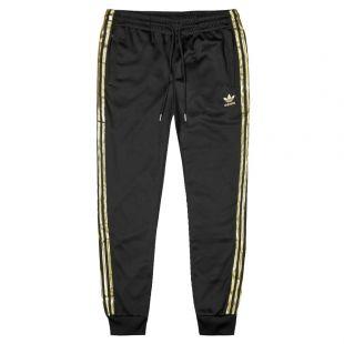 Adidas Track Pants SST 24 TP |GK0656 Black / Gold
