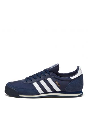 adidas orion trainers navy FX5632