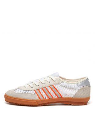 adidas tischtennis trainers FX5645 white / red