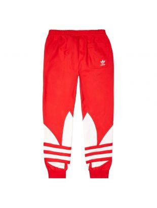 Sweatpants Trefoil – Red