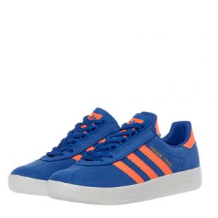 Trimm Trab Trainers – Blue / Orange
