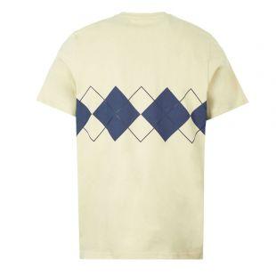 T-Shirt Argyle - Sand