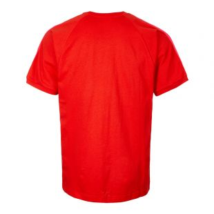 3 Stripes T-Shirt - Red